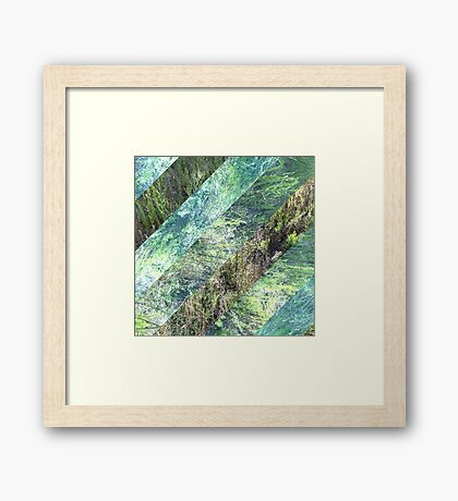 Super Natural No.3 Framed Print