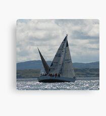 West Highland Week 2007 - HOLDFAST II  Canvas Print