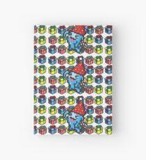 [Pokemon] 8Bit Wobuffet and Staryu Christmas Edition Hardcover Journal