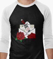 Twenty One Pilots Friend Please Men's Baseball ¾ T-Shirt