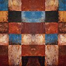 Abstract Squares 3 by Fred Seghetti