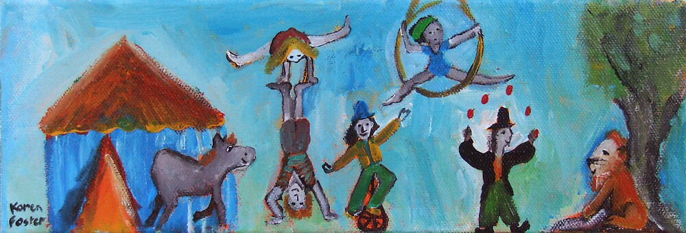 Learning to Juggle by KarenFoster