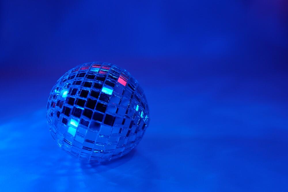 Feeling Blue for Christmas by Johanne Brunet