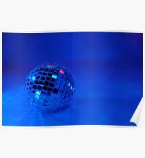Feeling Blue for Christmas Poster