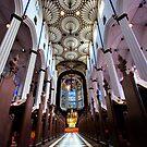 St. John's Episcopal Church by Stuart Robertson Reynolds