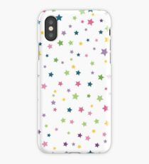 Birthday with Star Pattern iPhone Case/Skin