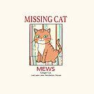 Mrs Henderson's Cat by xiaobaosg