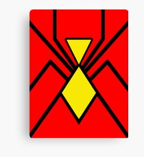 Spider-Woman Canvas Print