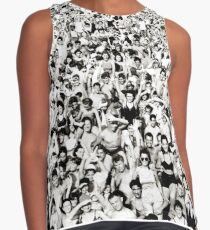 George Michael - Listen Without Prejudice Contrast Tank