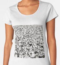 George Michael - Listen Without Prejudice Women's Premium T-Shirt