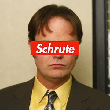 Dwight Schrute Supreme by thomassb1625