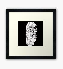 DEAD YOUTH Framed Print