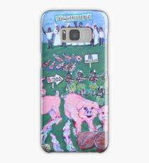 Twelve Hawaiian Days Of Christmas Samsung Galaxy Case/Skin