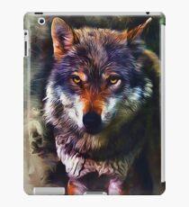 Wolf Timber iPad Case/Skin