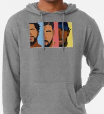 Drake, J Cole, Kendrick Lamar Shirt Lightweight Hoodie