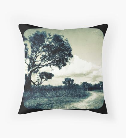 Marrakai Track Throw Pillow