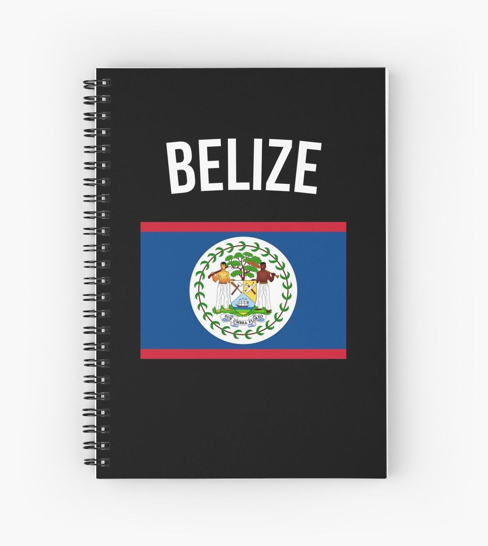 Belize-Flagge von davdmark