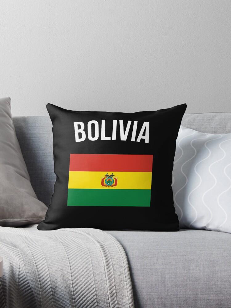Bolivien Flagge von davdmark