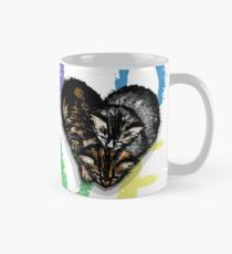 All You Need is Love. And Kitties. Mug