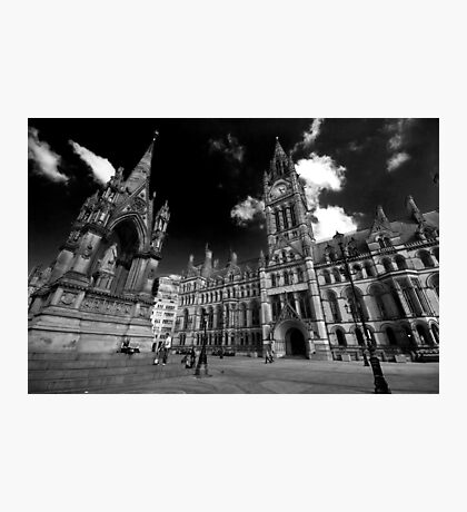 Manchester Town Hall Photographic Print