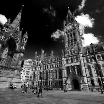 Manchester Town Hall by stephenknowles