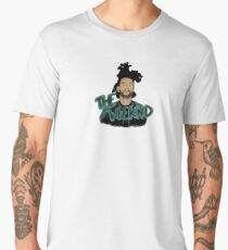 Cartoon The Weeknd Men's Premium T-Shirt