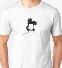 Outline of the Weeknd T-Shirt