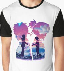 Kimi No Na Wa - Your Name Graphic T-Shirt