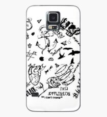 Larry Stylinson tatouages Coque et skin Samsung Galaxy