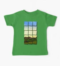 Peaceful autumn scenery | landscape photography Kids Clothes