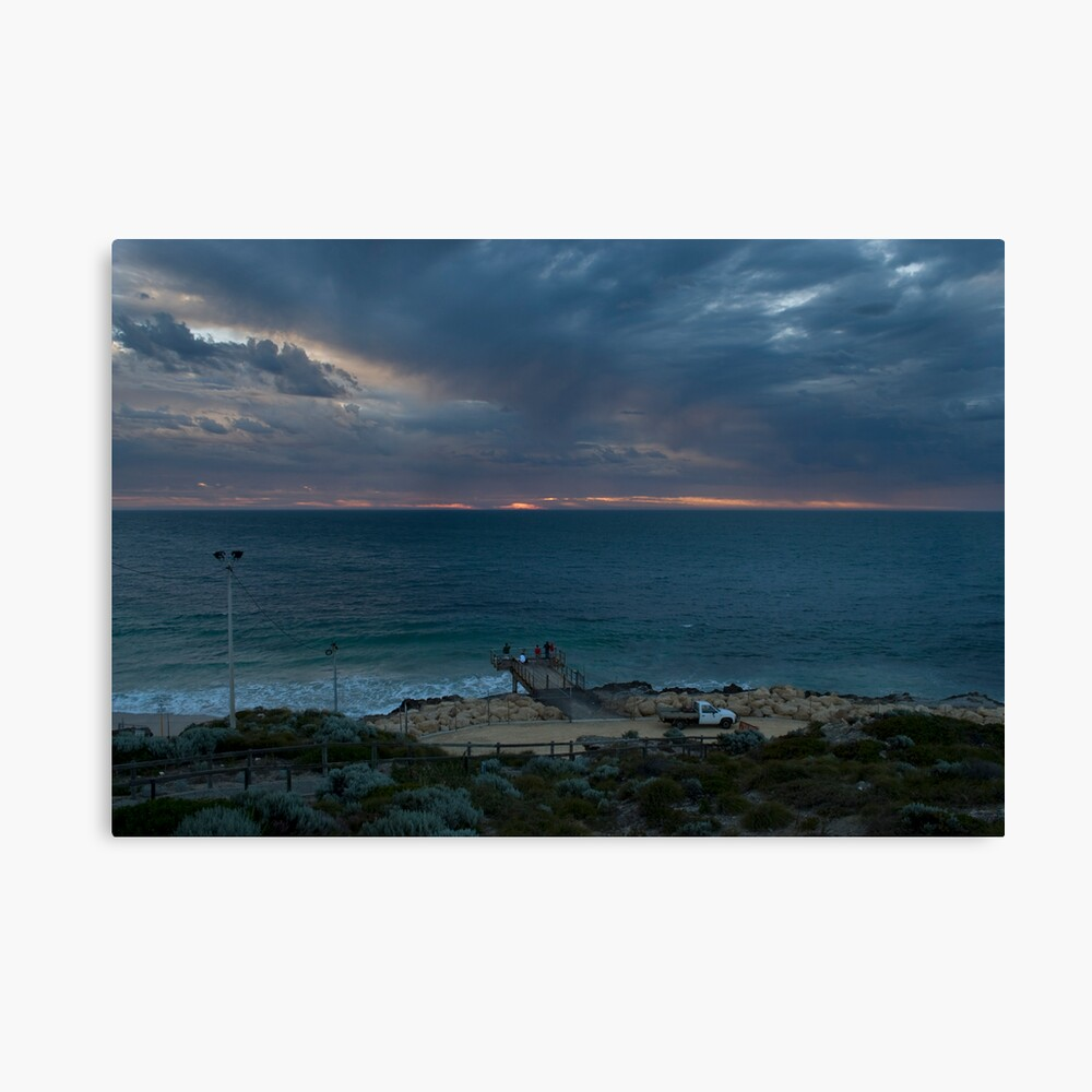 Watching the Watchers Canvas Print