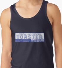 Official G Certified Toaster Tank Top