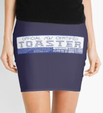 Official G Certified Toaster Mini Skirt