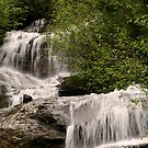 Beckler creek falls by JWallace