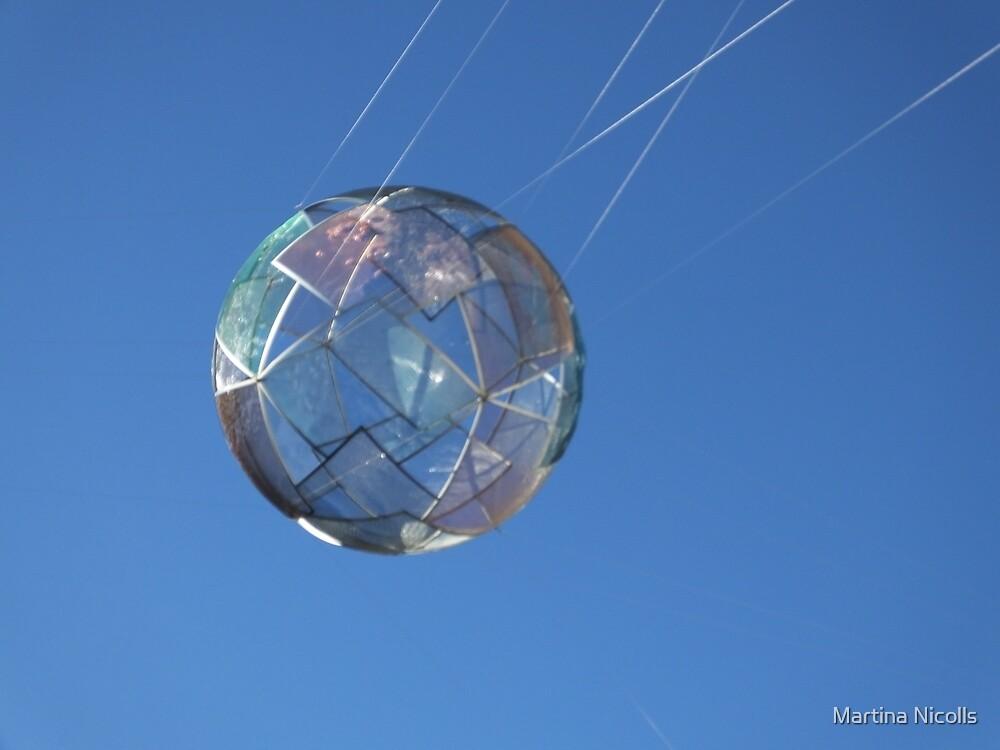 Light Ball by Martina Nicolls