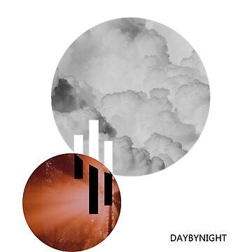 DAYBYNIGHT by finnos