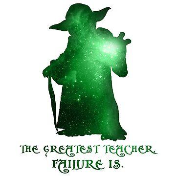 The Greatest Teacher, Failure Is. by VanHand