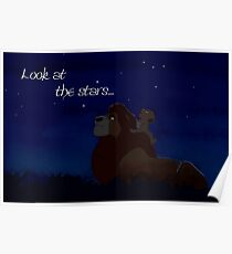 Look at the Stars... Poster