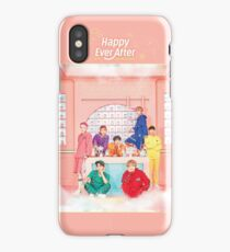 Bangtan Boys (BTS) 4th Muster Happy Ever After iPhone Case/Skin