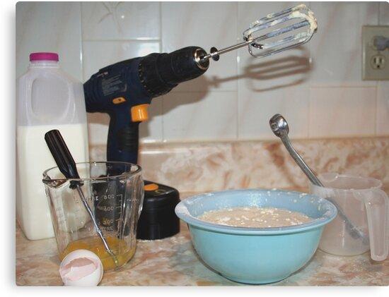 Handyman/ Baker by Stephen Thomas
