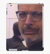 Jeff GoldBlum iPad Case/Skin