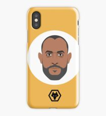 Nuno  iPhone Case/Skin