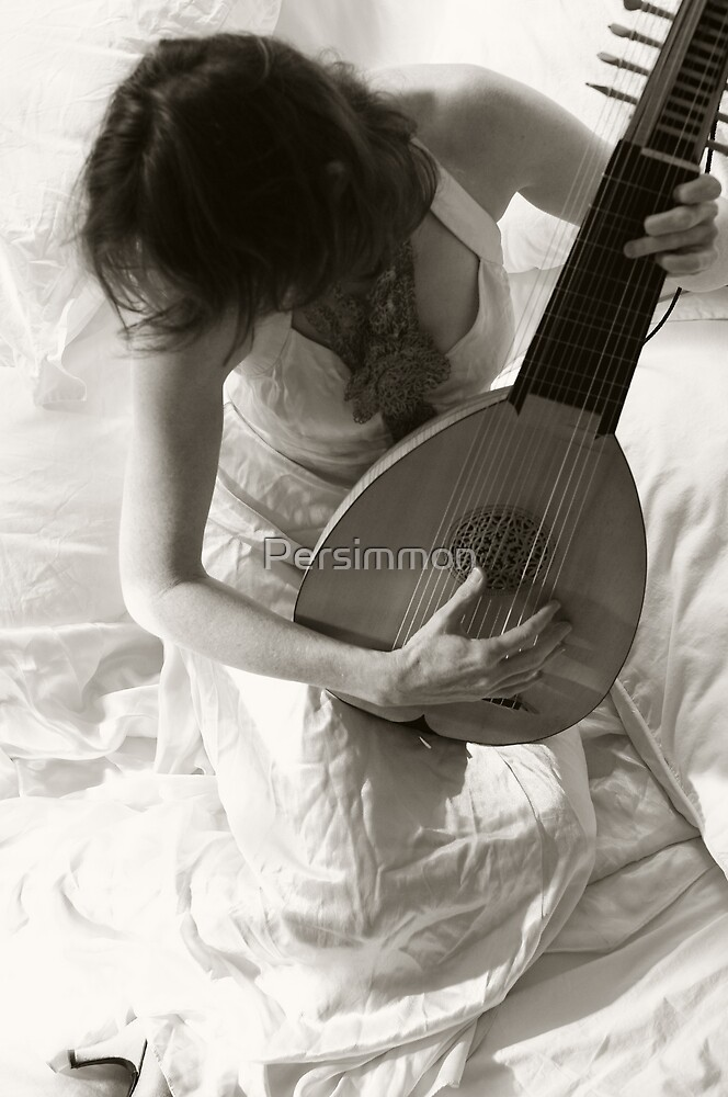 Theorbo Angelicus by Persimmon
