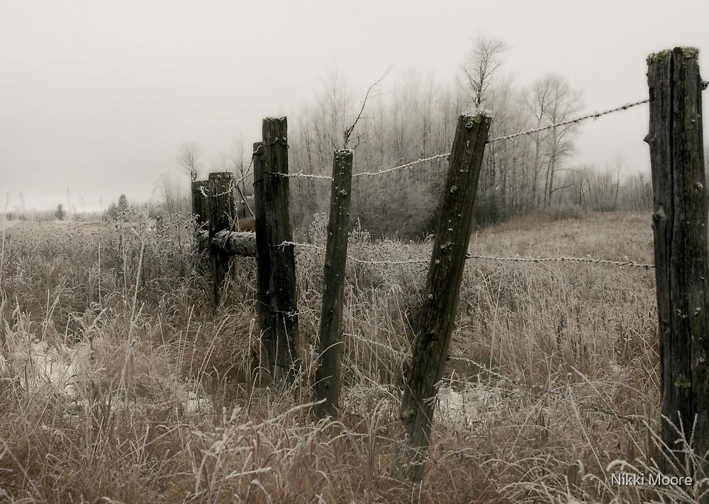 Seen Every Season by Nikki Moore