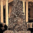 Christmas Morning in Sepia by Sherry Hallemeier