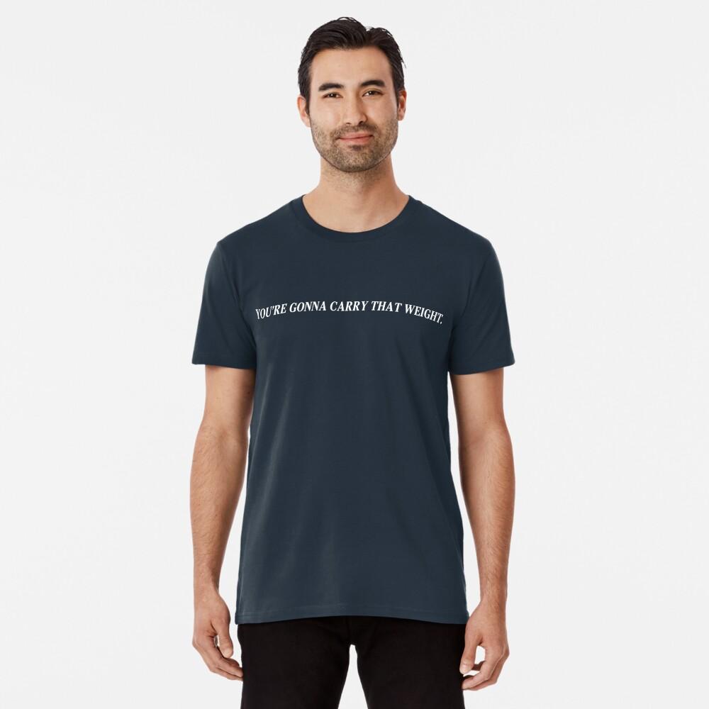 Vas a llevar ese peso - Cowboy Bebop Camiseta premium