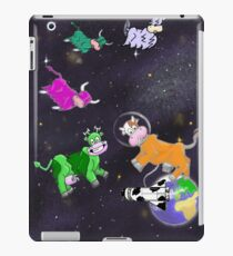 Space Cows iPad Case/Skin