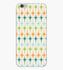 Vintage Geometrics Starbursts iPhone Case
