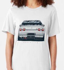 Skyline GTR R32 Slim Fit T-Shirt