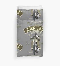 Born Free - Custom Motorcycle Bettbezug